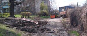 Чому в Кам'янському на вулиці Сагайдачного нема дороги - ФОТО