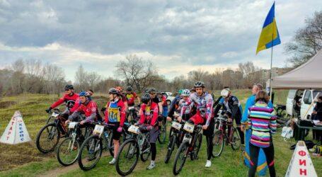 У Кам'янському відбувся чемпіонат міста з велокросу