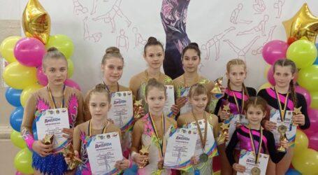 Кам'янчани – призери Всеукраїнського турніру «Весняна зірка» зі спортивної акробати