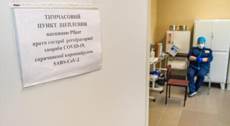 На Дніпропетровщині вакциною Pfizer щепили майже 250 людей