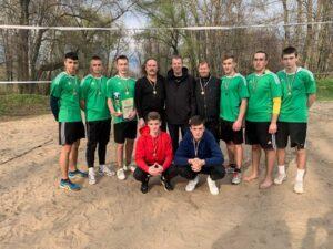 Молодь Кам'янського відкрила волейбольний сезон - ФОТО