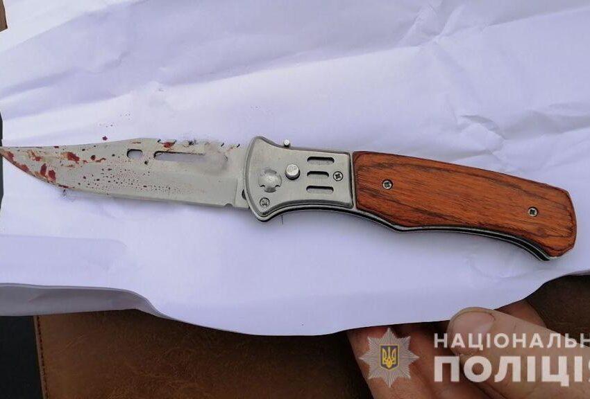 Поліцейські Дніпра затримали чоловіка за замах на вбивство знайомого