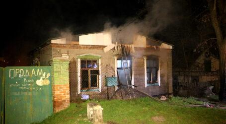 У Дніпрі на пожежі загинули чоловіки