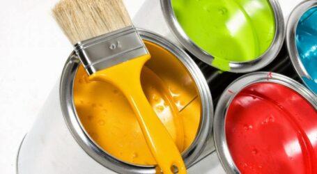 Уряд заборонив фарби зі свинцем