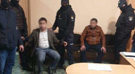 На Дніпропетровщині громадяни Росії намагалися підкупити поліцейського