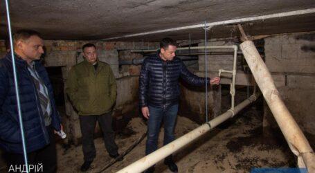 Міський голова Кам'янського перевірив роботу КП «Добробут»