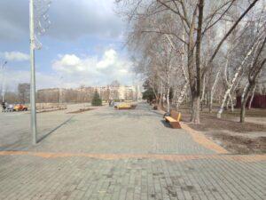 Парки Каменского