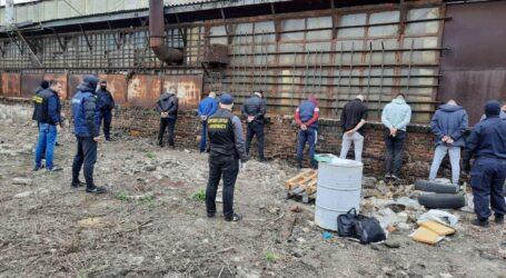 Поліція викрила масштабну мережу виготовлення та збуту амфетаміну
