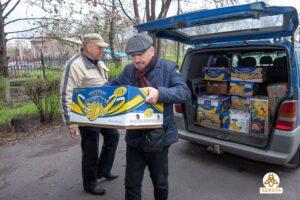 Благодійна акція до 35-ї річниці аварії на ЧАЕС від ГО «Бджола» - ФОТО