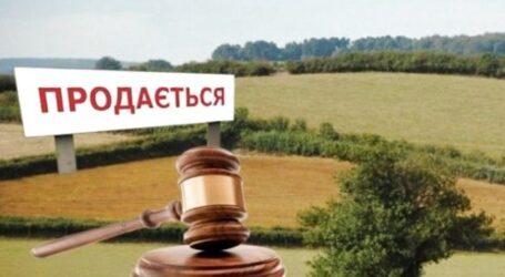 В Україні запровадили продаж земельних ділянок через електронні аукціони