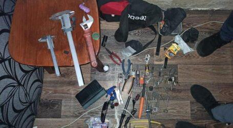 На Дніпропетровщині затримали групу крадіїв