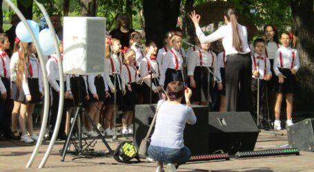 Фестиваль «Джазова весна» відбувся в парку Кам'янського