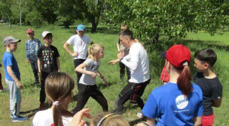 «Візитку» Кіокушинкан карате представили бійці в Кам'янському