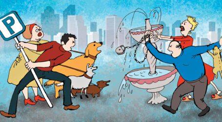 З гамірними сусідами легше домовитися, ніж притягнути до відповідальності