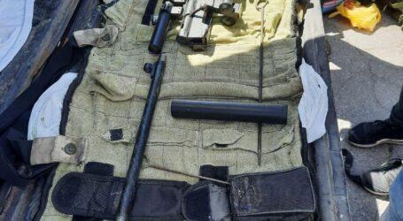 У Кам'янському зупинили автівку, яка перевозила зброю (відео)