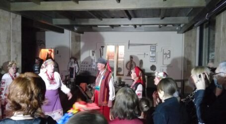 Кам'янський музей долучився до міжнародної акції «Ніч музеїв»