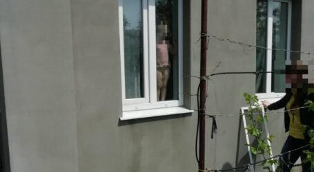 На Дніпропетровщині 2-річна дівчинка зачинилася у домі