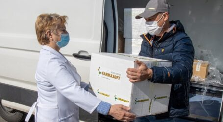 Дніпропетровщина отримала ще дози вакцини Pfizer