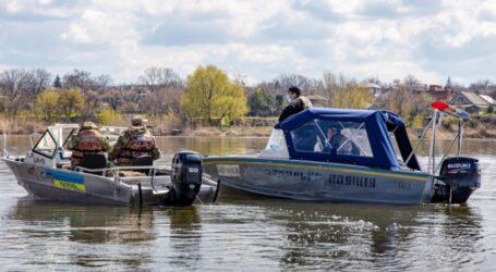 На Дніпропетровщині під час нересту затримали майже 400 браконьєрів