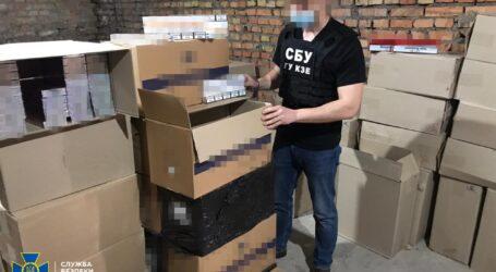 СБУ заблокувала масштабний продаж контрафакту у Дніпропетровській та Донецькій областях