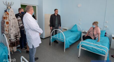 В Каменской больнице скорой медицинской помощи отремонтировали отделение кардиологии