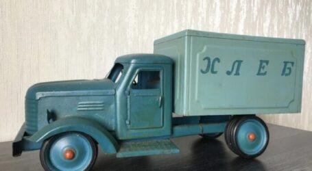 В Україні іграшкову машинку продали за ціною справжньої