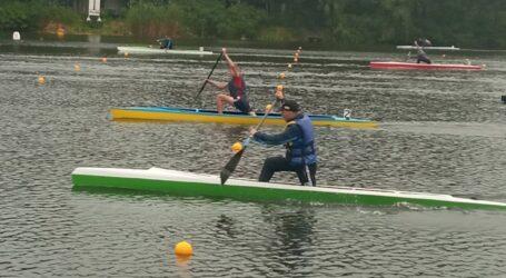 Кам'янчани вибороли медалі на чемпіонаті області з веслування на байдарках і каное
