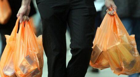 В Україні заборонили пластикові пакети