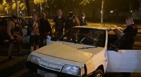 Троє молодиків із Кам'янського намагалися підпалити кафе і магазин у Дніпрі