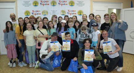 Юні актори Кам'янського отримали п'ять нагород на Всеукраїнському театральному фестивалі