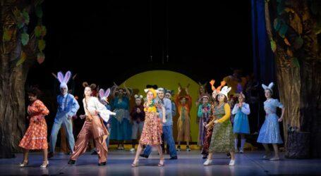 Юні актори з Кам'янського виступають на Всеукраїнському театральному фестивалі