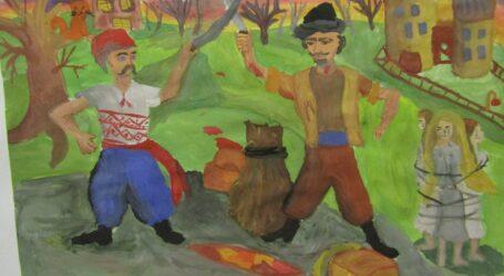 Конкурс дитячих Мамаїв розпочався в Кам'янському