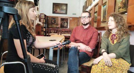 «Іншу тишу» слухали мешканці Кам'янського на концерті в бібліотеці