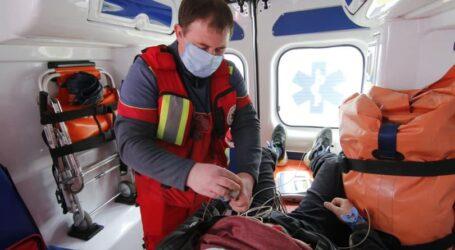 На Дніпропетровщині зменшили кількість лікарень для хворих ковідом