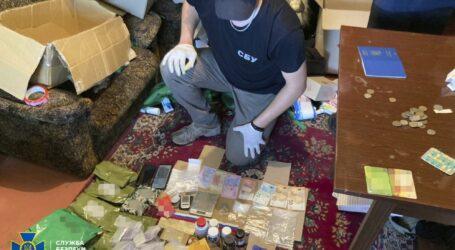 На Дніпропетровщині СБУ блокувала контрабанду наркотиків до країн ЄС