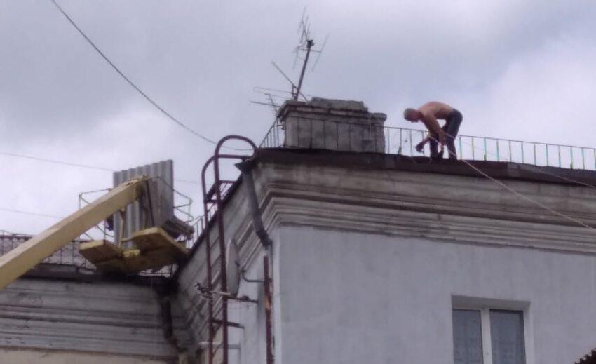 Залатати дах запрошує споживачів КП «Добробут» в Кам'янському