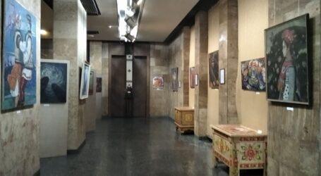 У музеї Кам'янського відкрилася виставка, присвячена Василю Стефанику