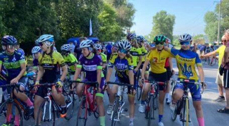 Каменчане заняли 6 призовых мест на велогонках в Кременчуге