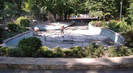 Ще одну водойму планують влаштувати в центральному парку Кам'янського