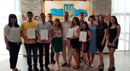 У Кам'янському привітали кращих представників студентської та учнівської молоді