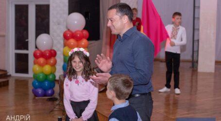 Міський голова Кам'янського привітав маленьких городян з Днем захисту дітей