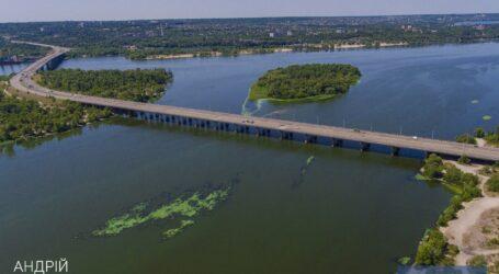 Каменской мостовой переход через Днепр хотят передать на баланс Укравтодора
