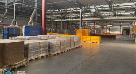 СБУ викрила низку підприємств у Дніпрі, які незаконно постачали військові товари в РФ