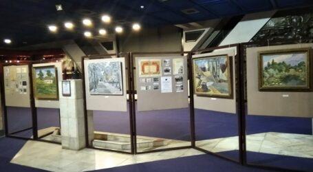 У музеї Кам'янського відкрилася виставка відомого земляка Володимира Жугана