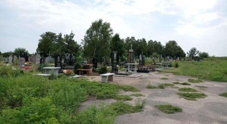 На Дніпропетровщині чоловік пограбував кладовище