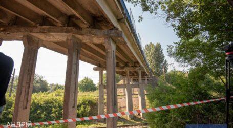 У Кам'янському ремонтують мостові споруди