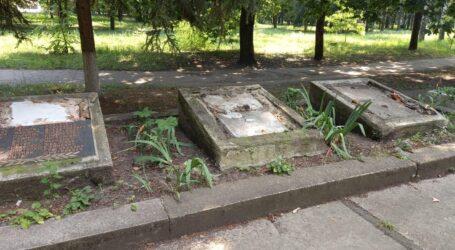 На Дніпропетровщині невідомі спаплюжили Меморіал загиблим воїнам