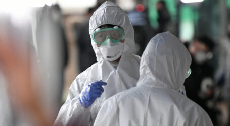 Коронавірус наступає, новий спалах в Україні очікується за 2 тижні