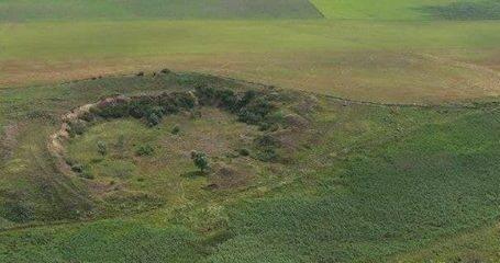 На Дніпропетровщині є вулкан