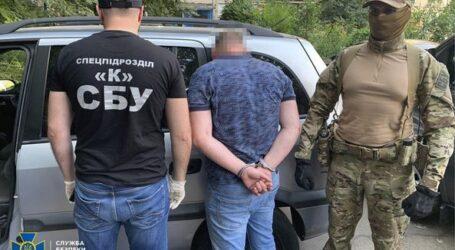 На Дніпропетровщині затримали «смотрящего» за містом